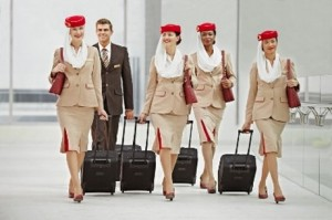 Emirates flight attendant (source: maltastar.com)