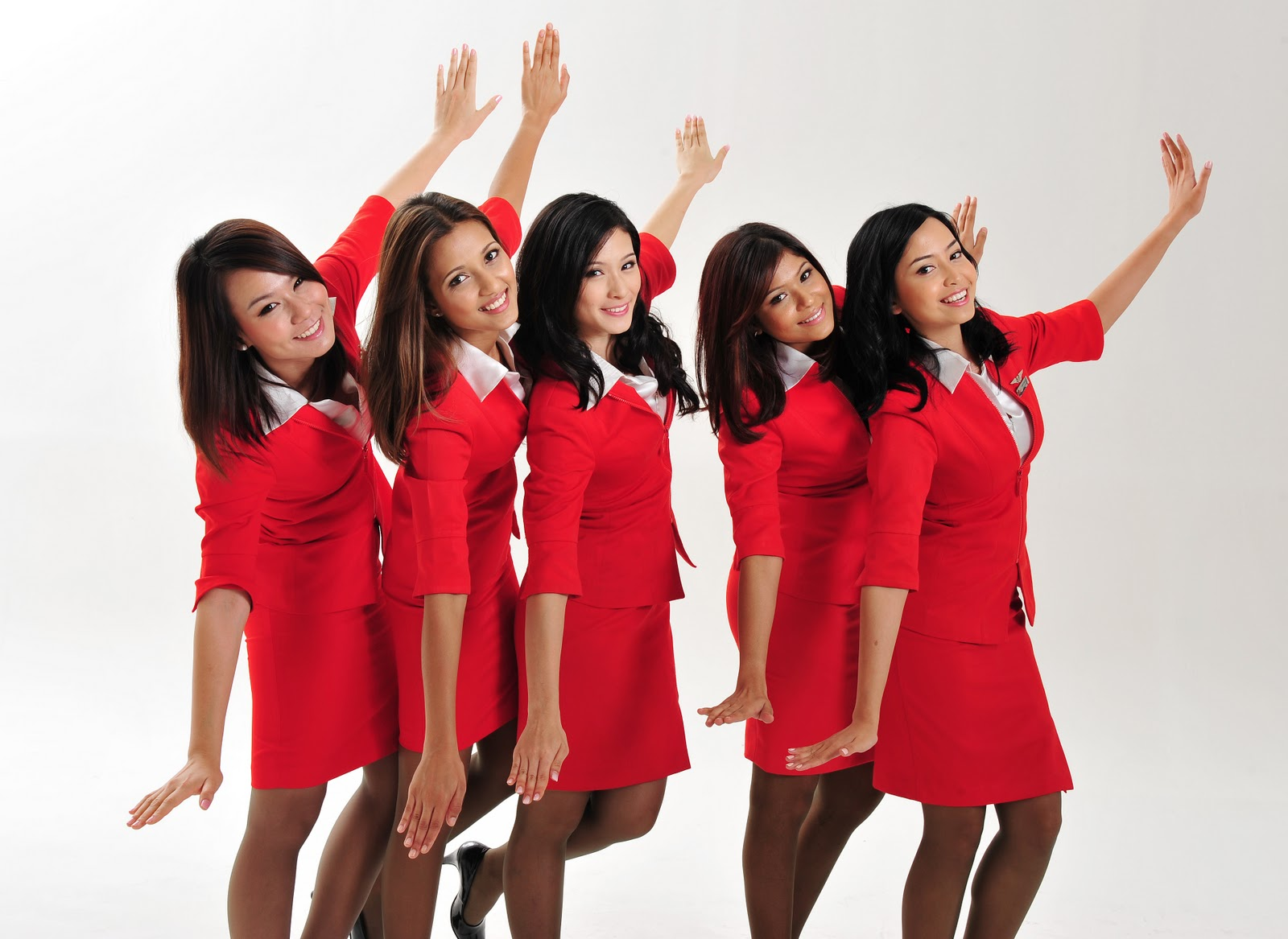 aviation geek: Salary for Air Asia Cabin Crew - New pay scale