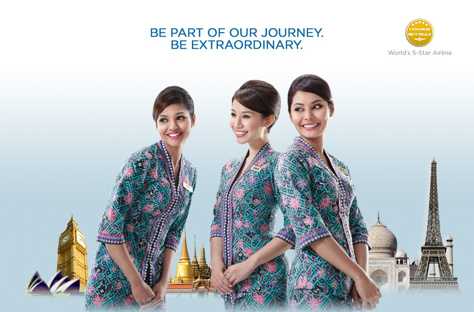 [Discussions] Malaysian Airlines Cabin Crew Recruitment