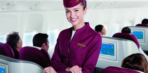 [Jakarta] Qatar Airways Cabin Crew Recruitment July 2014