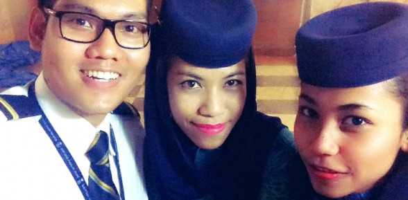 [Part 1] Cabin Crew's Story: Everything Happens for a Reason