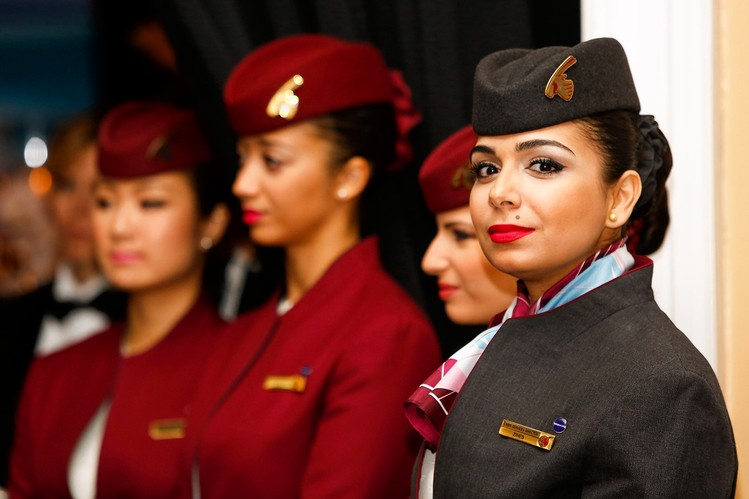 Jakarta qatar airways cabin crew recruitment december 2016 forum pramugari - Qatar airways paris office ...